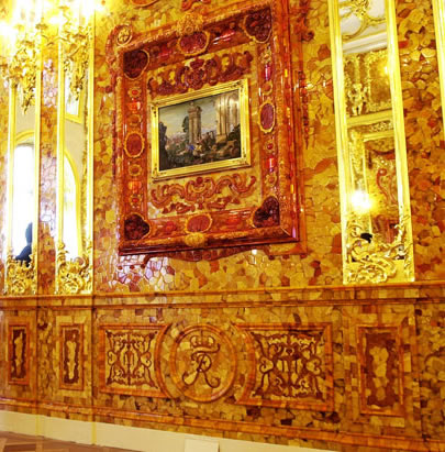 The History Blog » Blog Archive » The Amber Room? For reals?