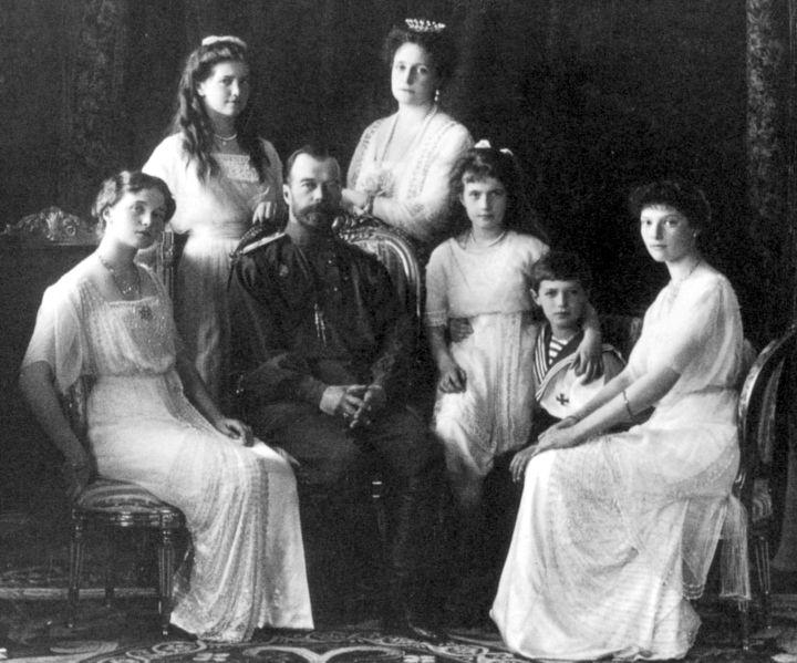 Romanov Russian Historical Materials 121