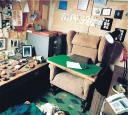 Roald Dahl's writing shed