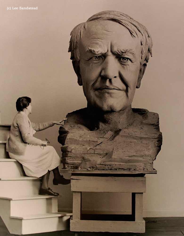 Thomas Alva Edison – a Man of Practical Genius