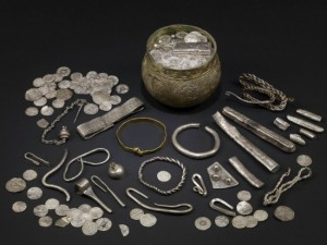 Some of the Vale of York hoard