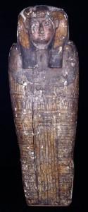 Irtyersenu's sarcophagus lid