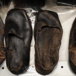 Sailors' shoes