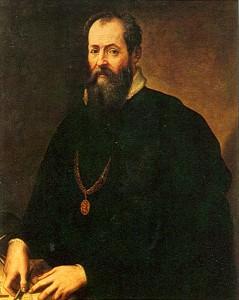 Giorgio Vasari self portrait, 1566-68