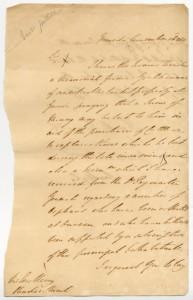 Wellington autograph