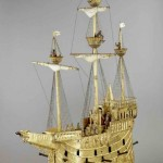 Nef Galleon, 1500 A.D.