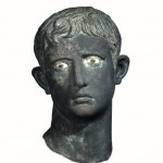 Bust of Augustus, 27-25 B.C.