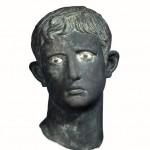 Bust of Augustus, 27-25 B.C.