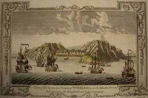 St Helena under the East India Company, 1790
