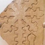 Unique 5-pointed cross
