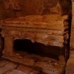 The original tomb of St. Nicholas in Myra/Demre