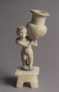 Kohl pot, ca 1550 1069 B.C., Louvre Museum