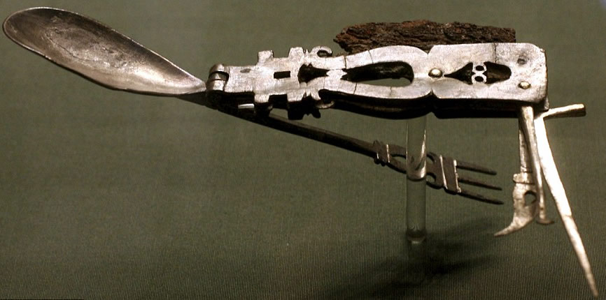 Roman Swiss Army knife