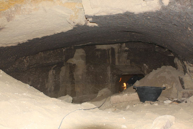 Newly-discovered Saqqara tomb