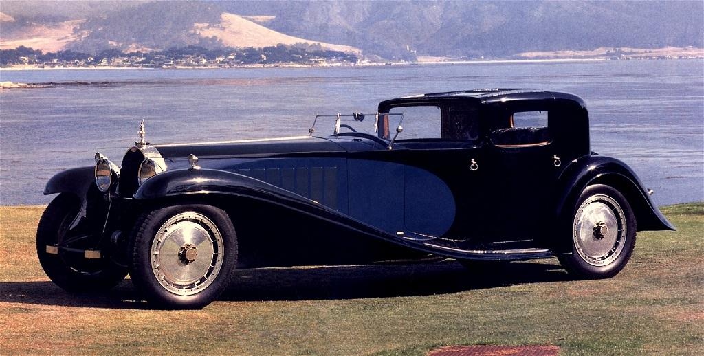 Bugatti Royale Coupe Napoleon, Ettore Bugatti's personal car
