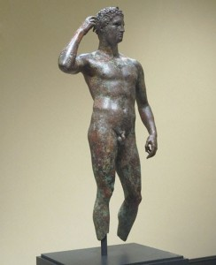 Getty bronze
