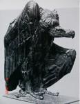 'Grand condor' bronze, 1913