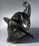 Gladiator helmet