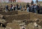 Tarquin palace excavated in Gabii