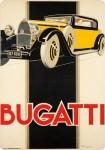 Bugatti by Rene Vincent