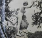 Dora Carrington poses naked