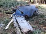 Helldiver debris, Wheeler, Oregon