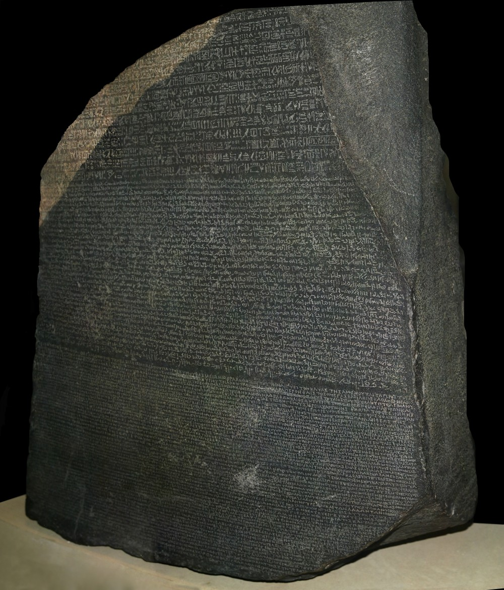 the importance of the rosetta stone The rosetta stone is the most anxiously awaited artifact especially those with such importance to egypt and its economy a rational outlook to the entire situation is that the host country should only own the artifact.
