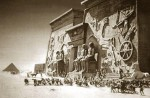 'The Ten Commandments' set, 1923