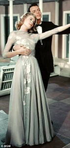 Grace Kelly and Frank Sinatra in High Society