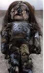 Mummified Chinchorro baby, ca 5,000 B.C.