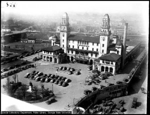 Terminal Station Atlanta, built 1905, demolished 1970