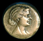 Cleopatra coin