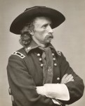 George Armstrong Custer, taken 1860-1869