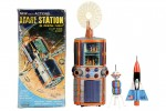 Tin Space Fuel Station