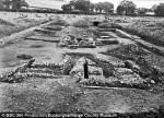 Yewden villa excavation in 1912