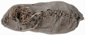 World&#039;s oldest leather shoe