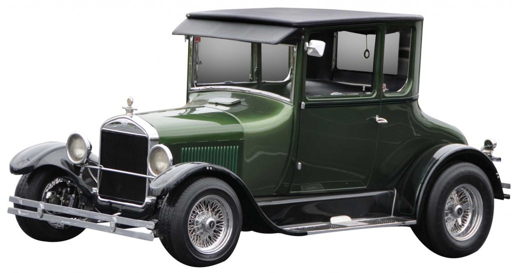 Pimped out 1927 Ford Model T