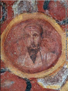 Image result for OLDEST PORTRAITS OF APOSTLES FOUND