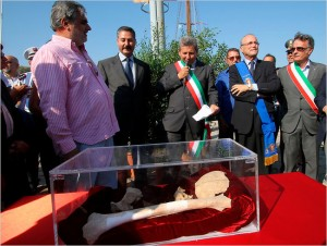 Caravaggio's bones (maybe) ceremoniously returned to Porto Ercole