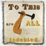 Blacksmiths banner