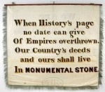 Masons banner