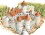 Ozark Medieval Fortress, 2030