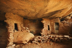 Anasazi Pueblo ruins
