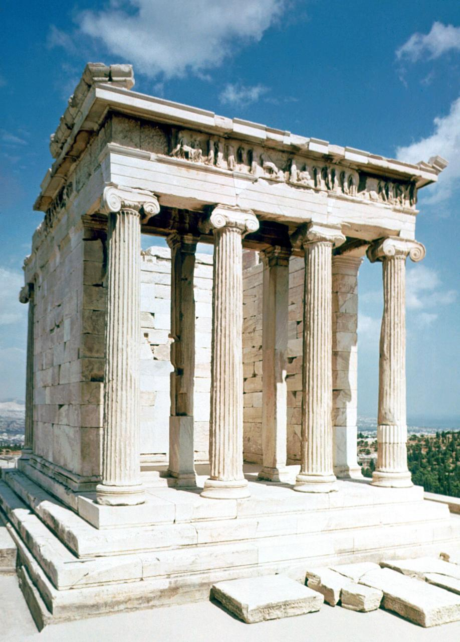 Temple of Athena Nike ...
