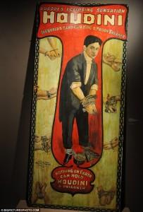 Houdini poster, 1906
