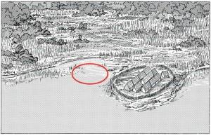 Neolithic settlement Lake Zurich