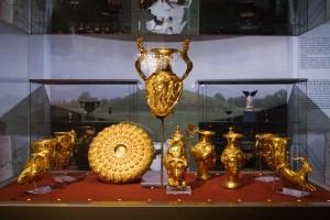 Panagyurishte Thracian Gold Treasure, 4th/3rd c. B.C>