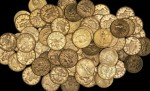 Hoard of 80 gold Double Eagles found in Hackney