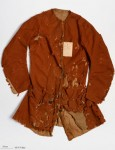 Clothing belonging to prisoner Damiens