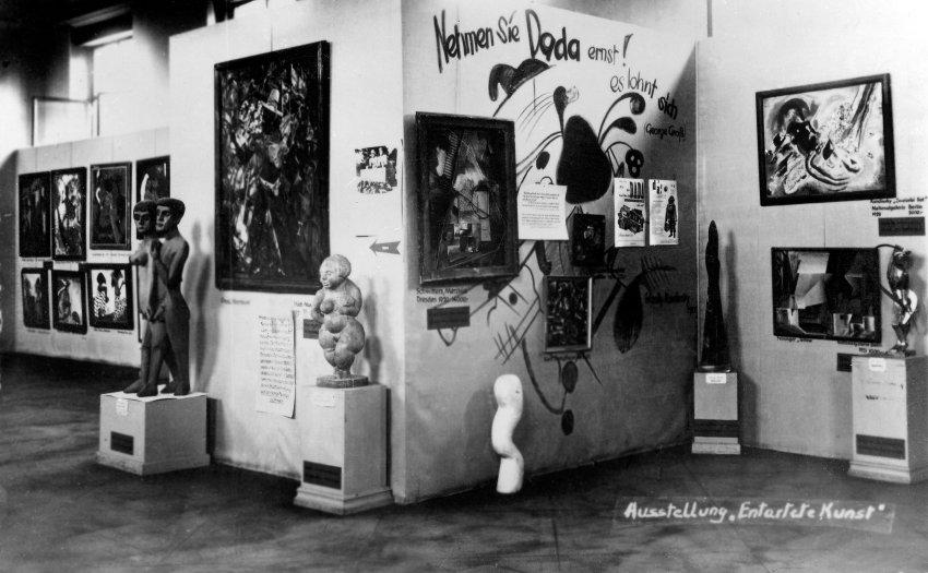 Degenerate Art Why Hitler Hated Modernism Stormfront